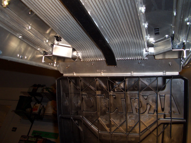 Yamaha Sidewinder Tunnel Protectors