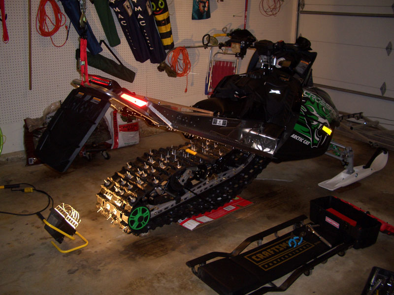 Tracks USA, Largest Dealer of Snowmobile Tracks and Parts